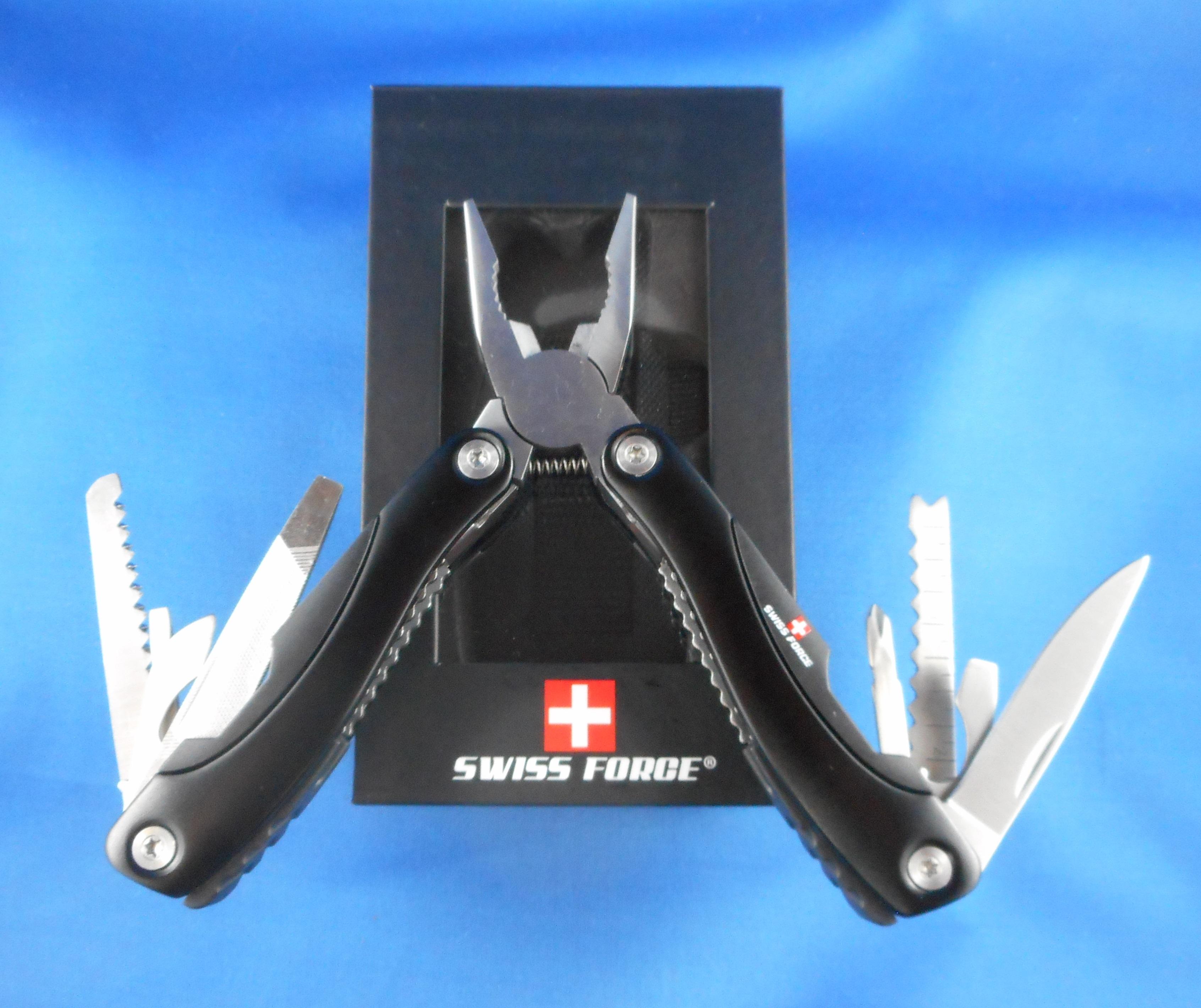 Swiss Force multi-tool