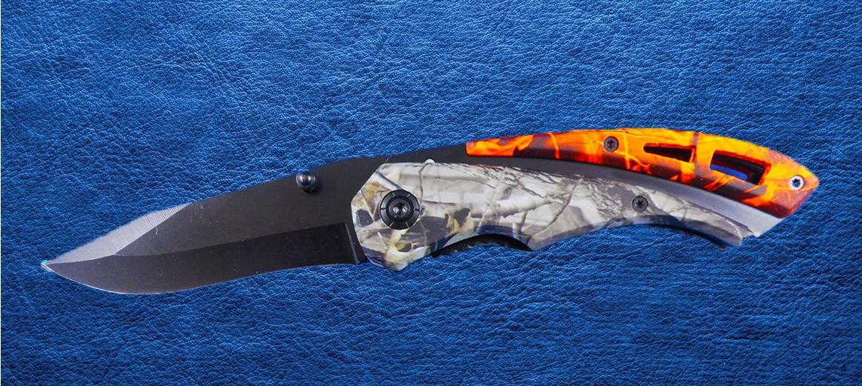 Camo Knife