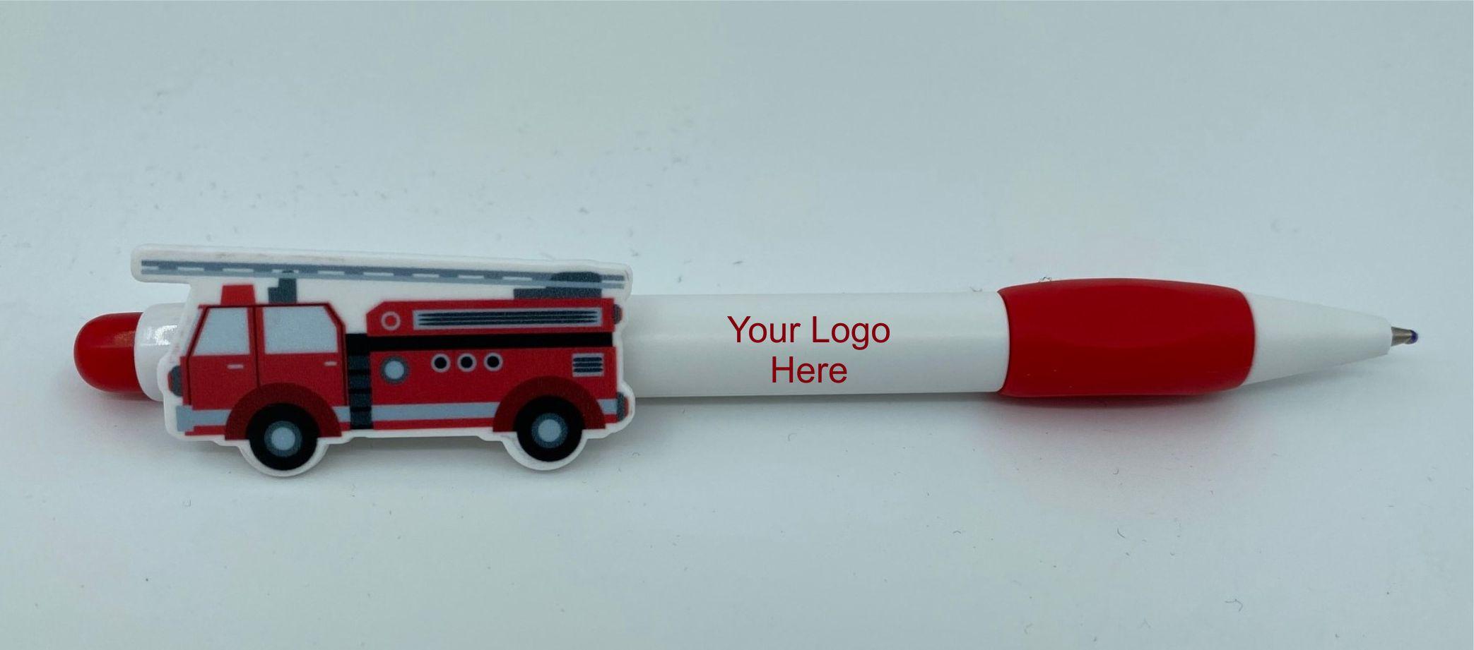 Fire Truck Pen
